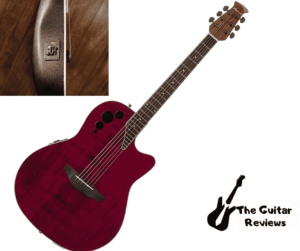 Ovation Applause Elite AE44II: Acoustic-Electric
